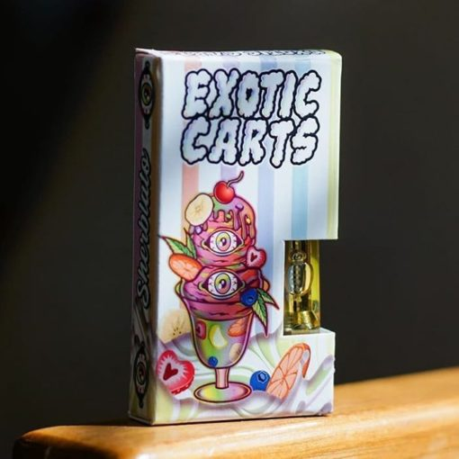 Buy Exotic Carts Cookies
