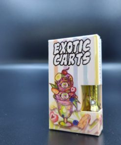 Exotic carts cartridges for sale