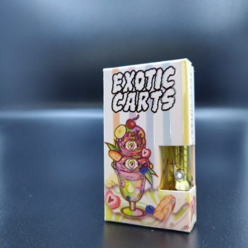 Buy Exotic Carts Blue Berry