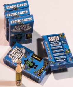 Buy Exotic Carts Kosher Kush